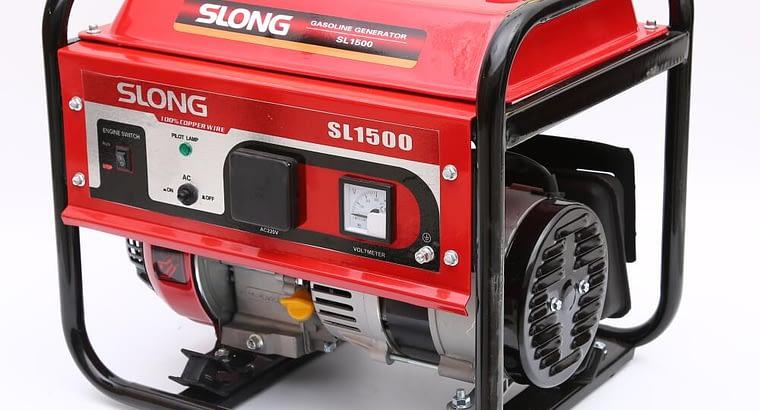 1kw Gasoline Portable Generator