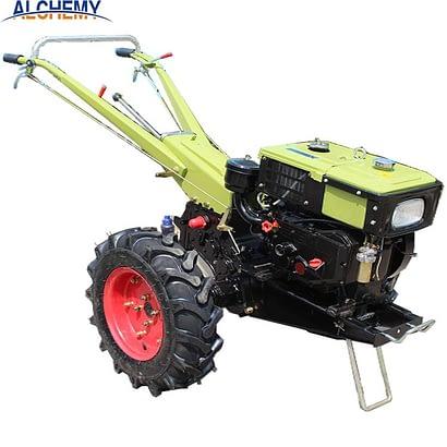 Mini Hay Baler Walking Tractor