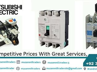 We deal in almost all products in Mitsubishi Elect