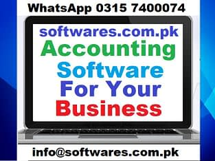 ACCOUNTING SOFTWARE IN PAKISTAN